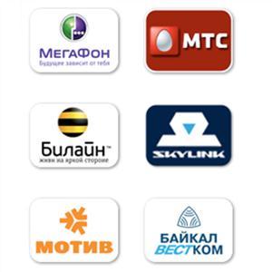 Операторы сотовой связи Неверкино