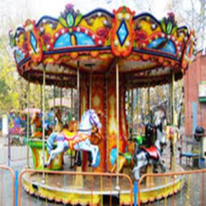 Парки культуры и отдыха Неверкино