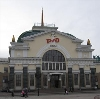 Железнодорожные вокзалы в Неверкино