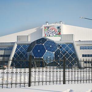 Спортивные комплексы Неверкино