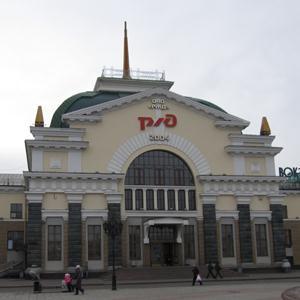 Железнодорожные вокзалы Неверкино
